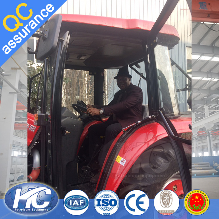 China Alibaba Supplier Factory Price Ultra fine Agriculture Tractor with Diesel Engines