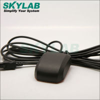Skylab GPS Receiver G-mouse with UART/USB/RS232 Handheld GPS Receiver SKM51 Jack/audio connector avalible