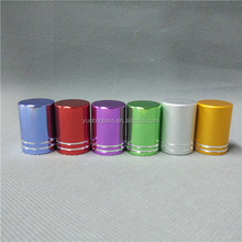 Colorful Aluminum Screw Cap with Plastic Inner Ring for Sparkling and Nonsparkling Mineral Waterful