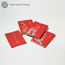 Traditional thread-bound Printed Book China Traditional binding book/Magazine/Cookbook/Catalog Printing