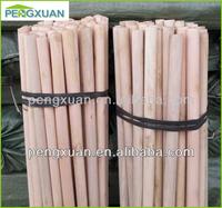 round wooden sticks