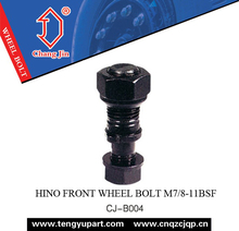 High Quality HINO Front Wheel Stud Bolt M11/8-9BSF