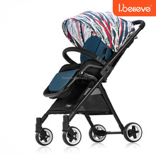 I-S012 Exquisite Ningbo Stroller 360 Degree Color Changeable Buggy Board