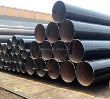 Seamless steel ASTM A 106 Line pipe dn 125 150 200, black steel pipe ASTM A106 gr.b 11.8m 12.0m