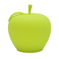 Rechageable Apple LED Colorful Silicone Pat Night Light With Voice Control Apple Shape Lamp