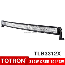 TOTRON Super Price Low Defective Rate Boat Using Parts Led Pick Up Light Bar