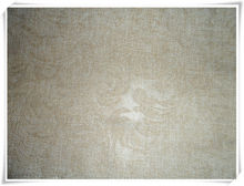 Linen Looking Bblackout Fabric, High Quality Blackout Fabric for Curtain