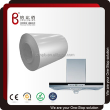 Color coated prepainted metal sheet for kitchen ventilator
