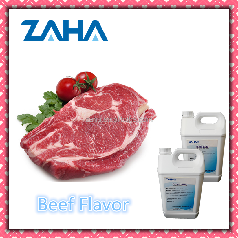 ZAHA beef savoury flavour for food
