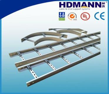 Galvanized carbon steel cable ladder with UL CE NEMA certified