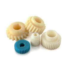 Custom High Precision POM Plastic Spur Gear for Electric Motor with colour