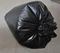 hdpe/ldpe plastic garbage bag/grocery bag/waste bag on roll