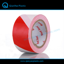 Red/White Stripe Warning Tape
