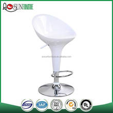 ABS Bar Furniture Modern BarChair Plastic Bar Chair ABS Plastic Adjustable Bar Stool
