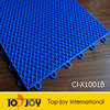 Interlocking Outdoor Sports Plastic Flooring