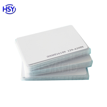 Wholesaler Price RFID Access Control Proximity em 125khz chip card