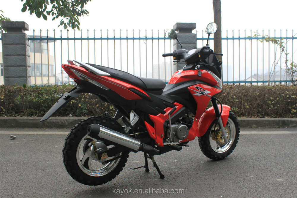 125cc Cheap Chinese Racing Motorbike For Sale KM125-CP