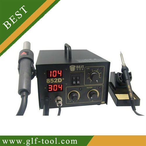 BEST-852D+ hot air smd rework soldering station