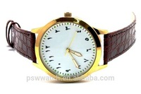 Newest Promotional Men Watch Vogue Arab Watch Arabic Numerals Watches For Men in manufacturer