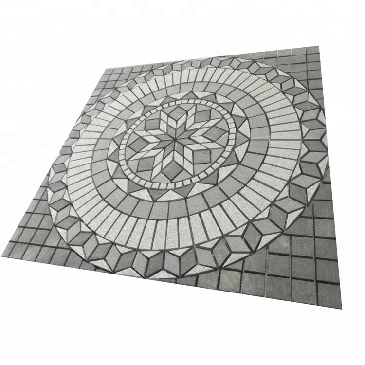 Driveway Decoration Type Compass Paving Stone