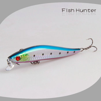 130mm 25g hard plastic artificial fish lures minnow fishing lure