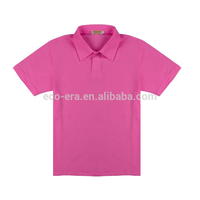 180g 35 Polyester 65 Cotton , Polo T shirt , Factory Direct Screen Print / Digital Printing / Heat Transfer