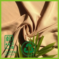 factory direct sales natural Bamboo Linen Fabric for baby sheet & hometextile