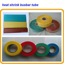high voltage protection bus bar heat shrinkable sleeve