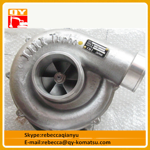 T04E S6D108 engine parts excavator turbocharger 6222-81-8210 factory price for sale
