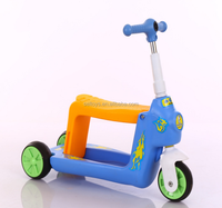 Manufacturer 3 in 1 baby scooter mini scooter