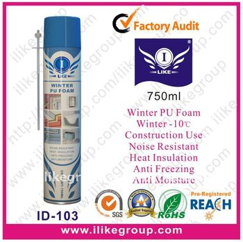 Winter PU Foam Sealant
