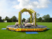 Fun inflatable outdoor sport games