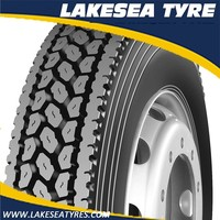 long march truck tyre 315/70R22.5 LM326 roadlux tire