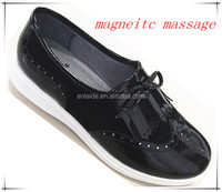 magnetic massage wholesale multifunction lady flat Shoes