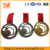 Custom metal medals with running medal hanger