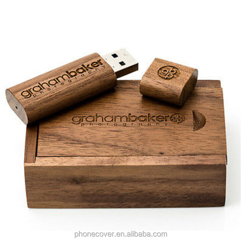 Eco-friendly Wooden USB Drive 8GB Personalized Wood USB Sticks Custom USB <strong>Flash</strong> Drive Low Price