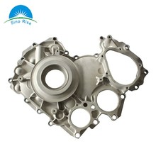OEM CNC Machining Service Aluminium Die casting and CNC machining parts