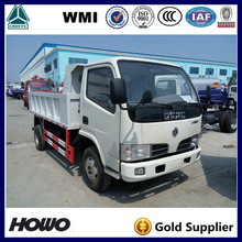 Dongfeng 4x2 light dump truck light cargo truck for sale