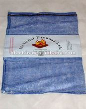 Factory wholesale firewood mesh bag
