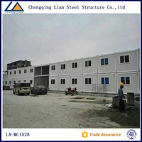 Light Steel Structure Modular Home Container Houses
