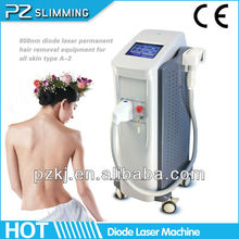 2016 New style 808 nano hair removal diode laser machine for sale