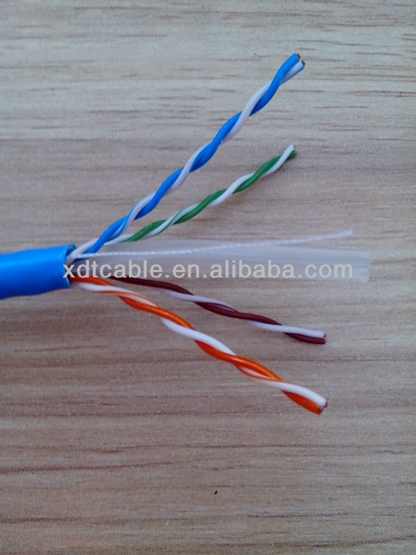 best price awg23 cat6 utp throttle cable