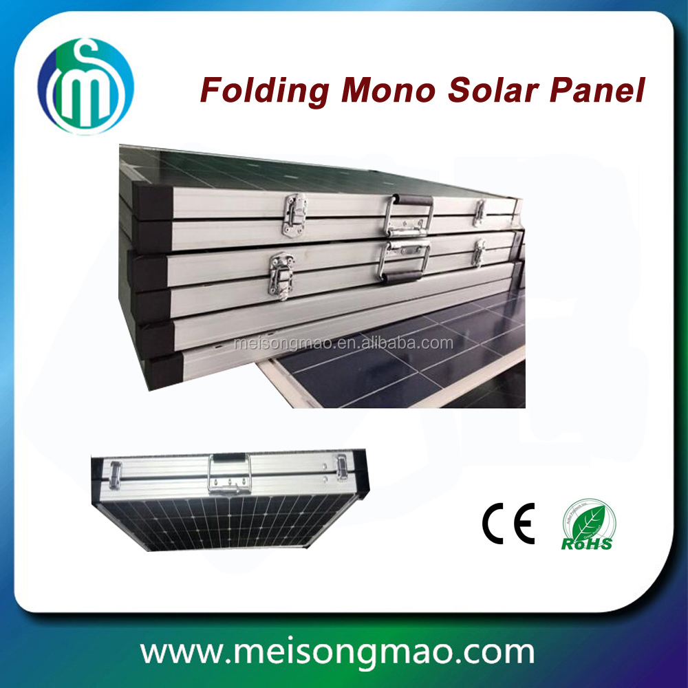 cheap 100w folding solar panel for sale