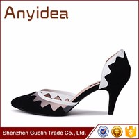 33 yards of shoes and high-heeled sandals leather color high heel sandals