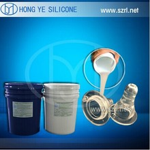 FDA liquid silicone rubber raw material for baby nipples making