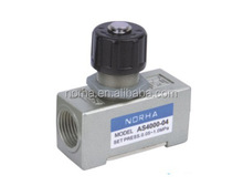 Factory directly supply NORHA AS4000-03 one way restrictive valve