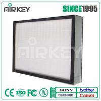 Air Filter Hepa Filter with Efficiency 99.99% Made in China