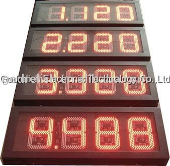 led light bar counter cricket scoreboard for sale led ball display
