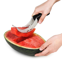 China factory price top quality premium food grade watermelon cutter 2019