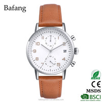 oem chronograph new trending low moq original battary stainless steel watch